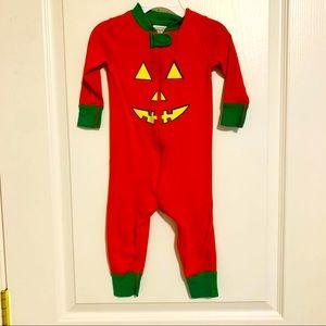 Hanna Andersson Pumpkin Pajamas 75cm 12-18m